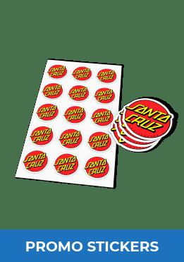 Promo Stickers